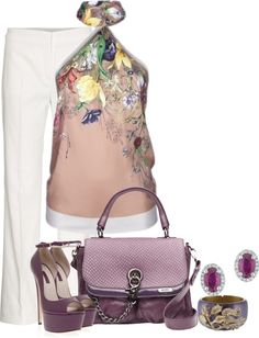 """Untitled #2000"" by lisa-holt ❤ liked on Polyvore"