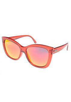 #planetsports LE SPECS - Hatter Sunglasses scarlet