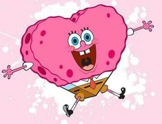 Find images and videos about pink, heart and spongebob on We Heart It - the app to get lost in what you love. Funny Cartoon Pictures, Cartoon Profile Pictures, Cartoon Memes, Funny Cartoons, Cute Cartoon, Funny Memes, Meme Meme, Cartoon Wallpaper, Funny Iphone Wallpaper