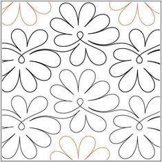 Machine Quilting Templates for Beginners Quilting Stencils, Quilting Templates, Longarm Quilting, Free Motion Quilting, Quilting Tutorials, Quilting Projects, Quilting Ideas, Modern Quilting, Quilting Stitch Patterns