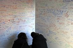 Romanians attempt to break the Guinness World Record for longest love letter. The previous record? It was set in the US in 2008 thanks to 1,075 contributions.