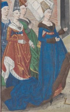 The One and Only Correct Theory of Burgundian Dress