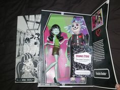 Monster High Scarah Screams and Hoodude Dolls Comic Con Exclusive | Wonderfinds.com #monsterhigh
