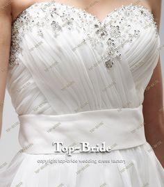 Wedding Dress  S1305   www.top-bride.cn www.top-bride.com MSN:top-bride@hotmail.com Skype: topbride707