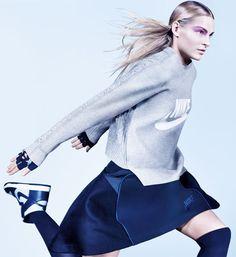 La collection NikeLab x Sacaï