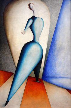 Mine d'Art: HOMMAGE À UN ARTISTE : OSKAR SCHLEMMER