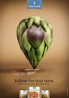 Follow The True Taste