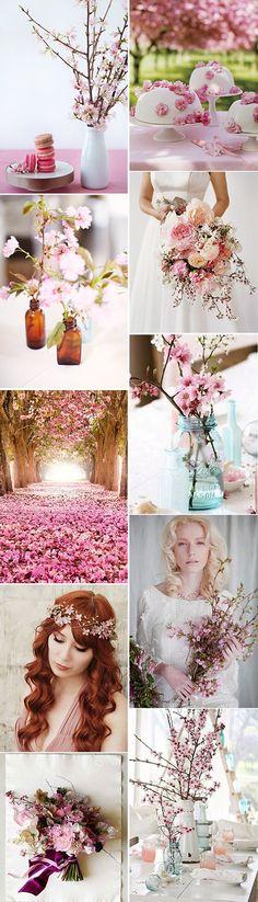 Colores para bodas y combinaciones de color para bodas.