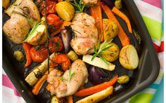 Med MåBra:s smala middagstips är det enkelt att gå ner i vikt. Kolla in veckans härliga meny här!