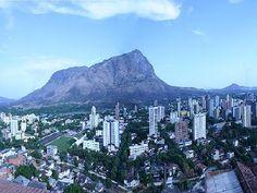 Cidade de Governador Valadares. Minas Gerais, Brasil.