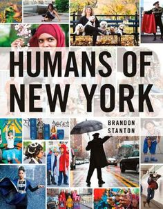 Humans Of New York By Brandon Stanton - Urban Outfitters (I would love to be able to place this book somewhere in my room where I could look at it all the time, I love going through the HONY online & I would definitely love it in my room! Good Books, Books To Read, My Books, Fall Books, Brandon Stanton, New York Blog, Brooklyn, Roman, Humans Of New York