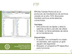 04  Descarga de Filezilla: https://filezilla-project.org/ Manual de uso Filezilla: https://wiki.filezilla-project.org/FileZilla_Client_Tutorial_(es)