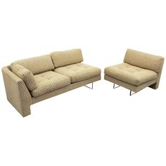 """Vladimir Kagan """"Omnibus"""" Sectional Sofa, circa 1970 