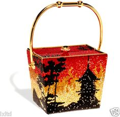 Kathrine Baumann Crystal Take Out bag... Love it!!