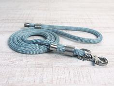 """Leine -L- """"blau"""" 1,40 Meter von Pigmentum-Store auf DaWanda.com"""