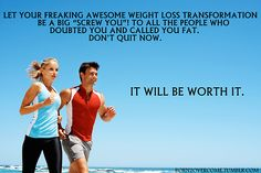 Couples Running Together Quotes Fitness Quotes Weight Loss Humor, Weight Loss Motivation Quotes, Weight Loss Goals, Weight Loss Transformation, Diet Motivation, Insanity Workout Quotes, Workout Quotes For Men, Workout Humor, Fitness Inspiration Quotes