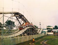 the old Playland Park Akron (Portage Lakes/Green) - I loved that place, we went their a lot when I was a kid.