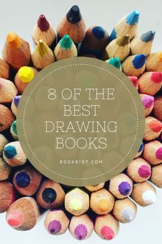 The perfect drawing books for budding and curious artists.   book lists | drawing books | art books | how to draw books