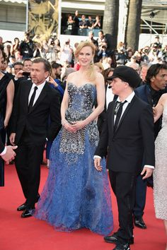 Nicole Kidman in Armani Privé at Cannes 2014