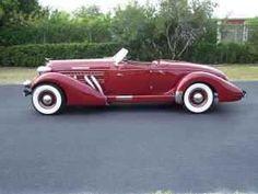 1937 Auburn Boattail - Auburn - Classic Cars for sale from the . Retro Cars, Vintage Cars, Antique Cars, 1968 Chevelle Ss, Convertible, Auburn Car, Classy Cars, Love Car, My Ride