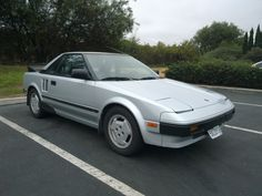 First generation Toyota MR2