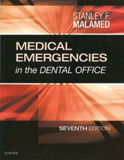 """Medical emergencies in the dental office""  RC86.8 .M34 2015"