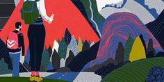 Cosmic and Fascinating Vintage Compositions – Fubiz Media