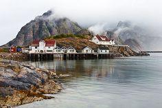 Norway – Henningsvaer