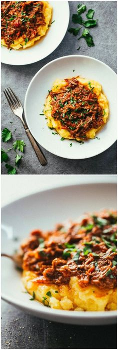 1000+ images about italian on Pinterest | Braised beef, Polenta and ...