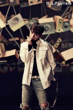 B.A.P MATRIX #Daehyun