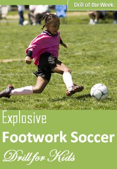 Welcome to Drill of the Week, a series on ACTIVEkids.com that explains individual and team drills for parents and coaches to help kids improve at the sports they love. - http://www.active.com/kids/soccer/articles/drill-of-the-week-explosive-footwork-soccer-drill-for-kids?cmp=-17N-60-S1-T3-D4-11052015-97