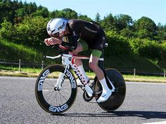 Matt Bottrill is looking to hit peak form for Thursday's British Time Trial Championships