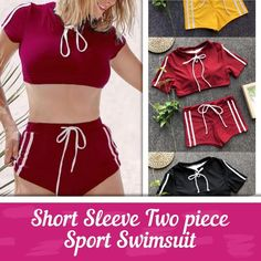 Love this carousel motion solution to showcase different styles. Can be adapted for many types of ads. High CTR! Ads Creative, Creative Photography, Carousel, Different Styles, Swimsuits, Social Media, Crop Tops, Fashion Design, Women