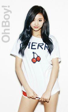 Tzuyu/maknae/twice/Taiwan/China/kpop/chou tzuyu /photoshoot Kpop Girl Groups, Korean Girl Groups, Kpop Girls, Pretty Asian, Beautiful Asian Women, Nayeon, Twice Tzuyu, Dahyun, South Korean Girls