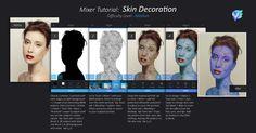 Mixer tutorial: Skin Decoration