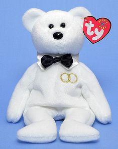 Mr. - Bear - Ty Beanie Babies