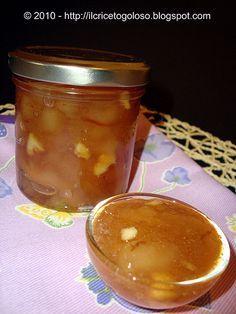 Confettura di pere, noci e cannella (1)