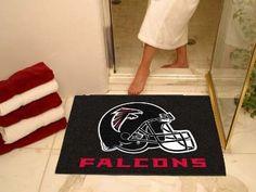 """NFL - Atlanta Falcons All-Star Mat 33.75""""x42.5"""""""