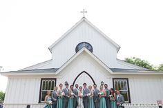 Dana + Joseph | Wedding at All Saints Chapel, Raleigh, North Carolina by Asheville wedding photographer, Abby Leighanne