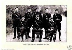 Auxiliary Officers of the Royal Irish Constabulary Ireland 1916, George Galloway, British Uniforms, Erin Go Bragh, Michael Collins, Army Uniform, Little Black Books, Old Pictures, Dublin