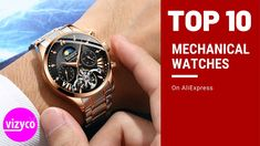 Top Mechanical Watches Men's Watches on AliExpress Men's Watches, Watches For Men, Mechanical Watch, Top Ten, How To Find Out, How Are You Feeling, Happiness, Think, Stuff To Buy