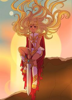 She-Ra and the News Fanart by who helped to design She-ra/Adora, Catra, Glimmer and Bow! Fanart, Character Art, Character Design, 3d Fantasy, She Ra Princess Of Power, Animation, Magical Girl, Dreamworks, Just In Case