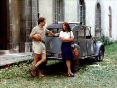 """Patrick Dewaere et Christine Pascal dans """"La meilleure façon de marcher"""" de Claude Miller"""