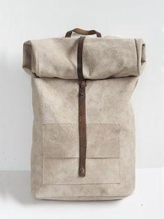 maryklak:  mum&co.leather backpack,