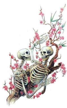 .spring undead love - via ghouls and cupcakes