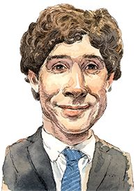 Richard Moon, 34 Investment Manager of Alternatives at Railpen Investments