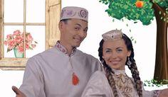 Риваять - Ак чатыр (кырым-татар халык жыры) http://tatbash.ru/tatarskie/klipy/4540-rivayat-ak-chatyr-kyrym-tatar-khalyk-zhyry