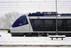 Ferrocarriles franceses, SNCF