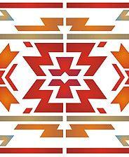 simple navajo designs. Navajo Four Corners Tile Stencil   Art/Patterns/Color Schemes Pinterest Navajo, Stenciling And Corner Simple Designs