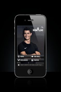 Soccer Superstar Cristiano Ronaldo Launches FREE Official Android And iPhone App [Download NOW]